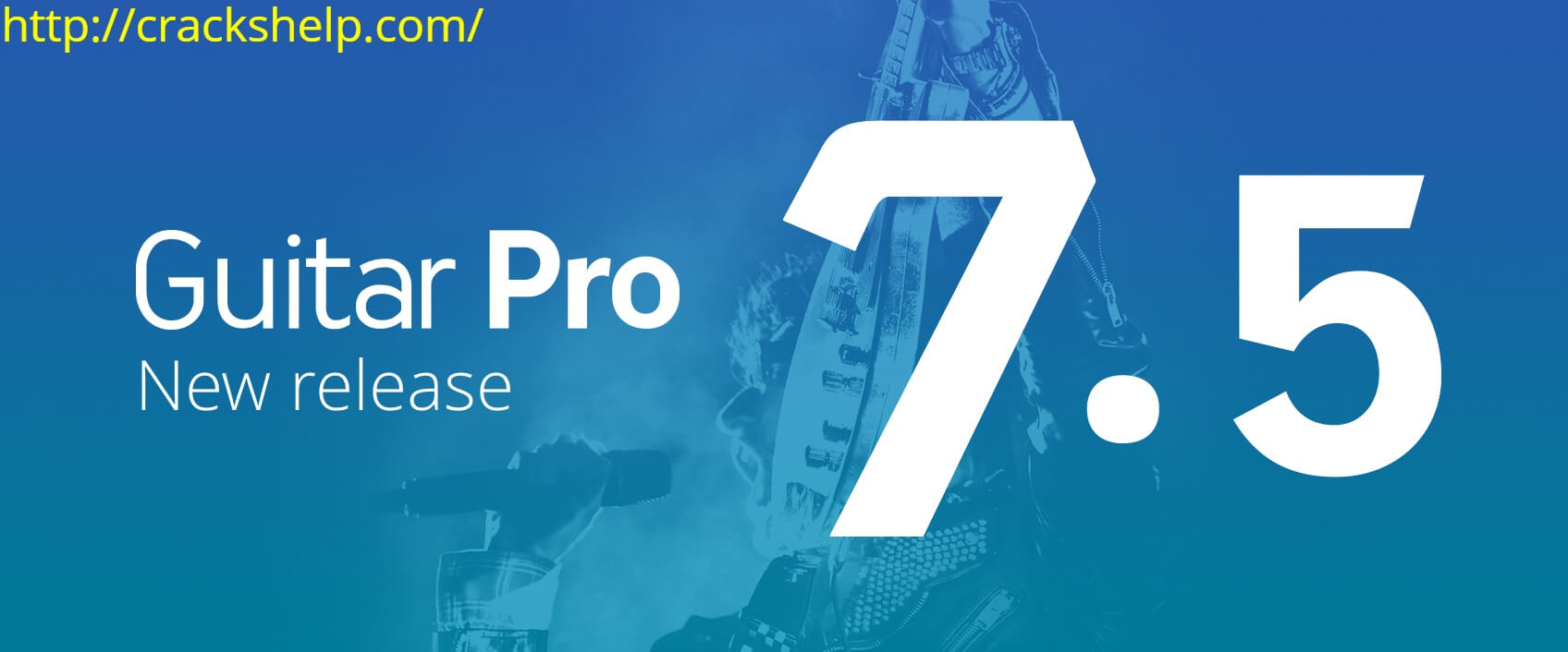 Guitar Pro 7.5.4 Crack + Activation Key Free Download