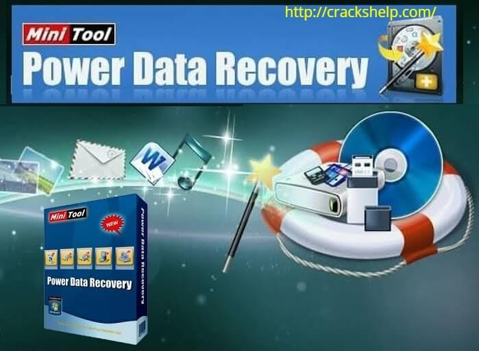 minitool power data recovery logo