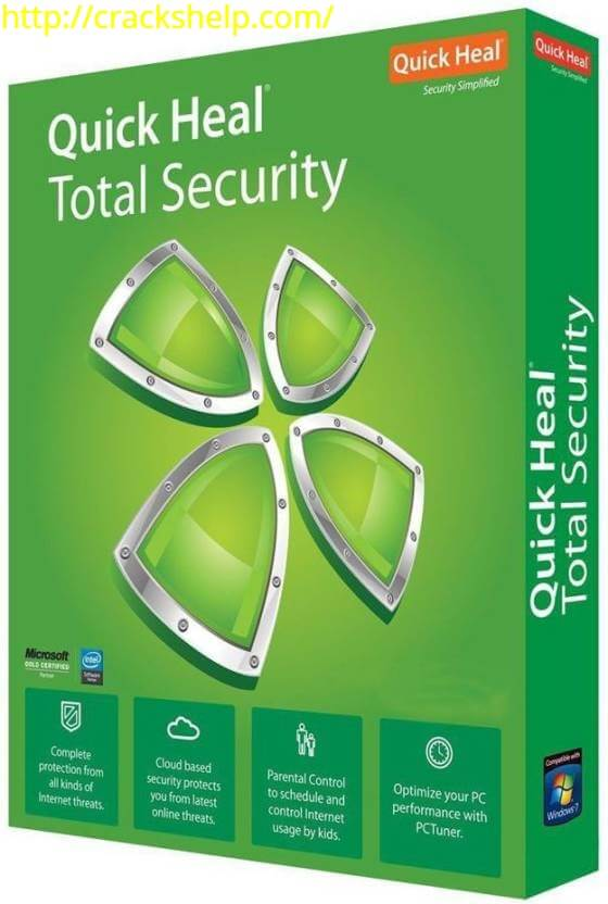 Quick Heal Total Security 2020 Keygen + Activation Key [Latest Version]