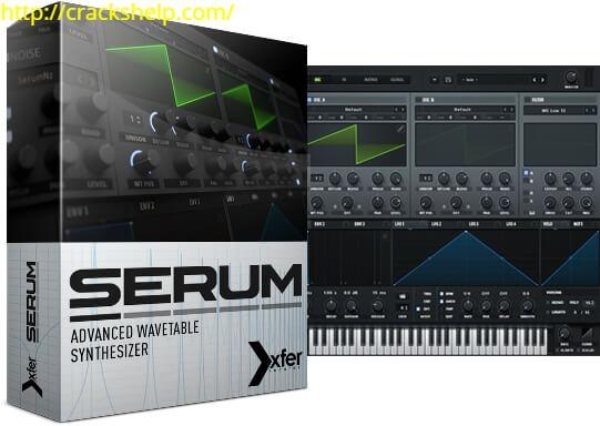 Xfer Serum V3b5 Serial Key + License Key Free Download