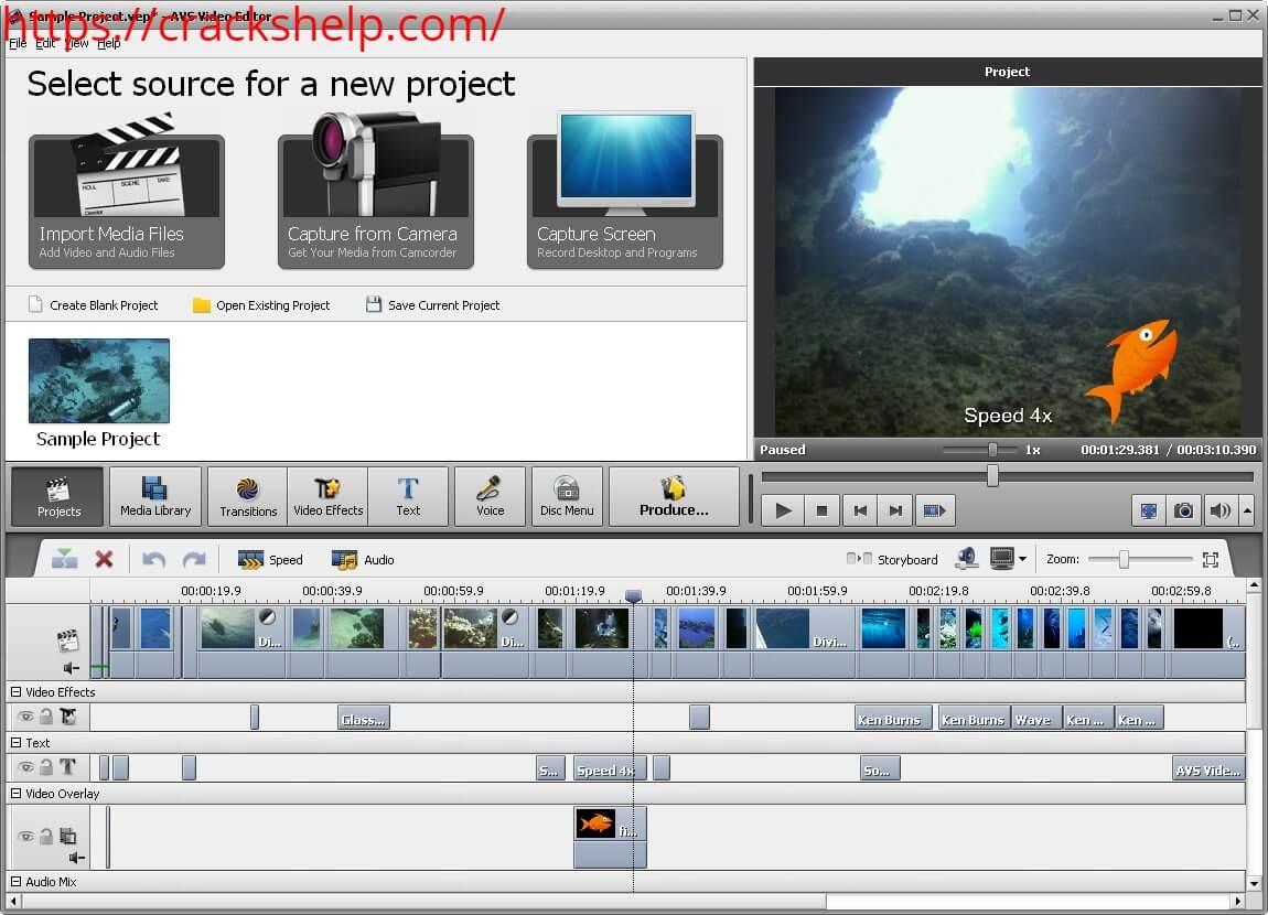AVS Video Editor download