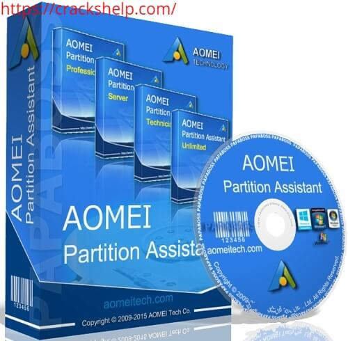 AOMEI Partition Assistant 8.8 Serial Key With Crack Free Download