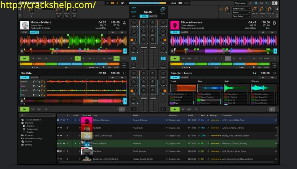 traktor dj download