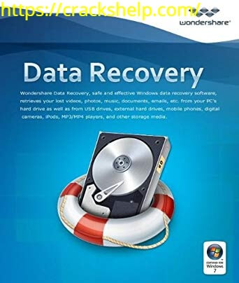 Wondershare Data Recovery 6.6.1 Activation Key With Keygen Free Download