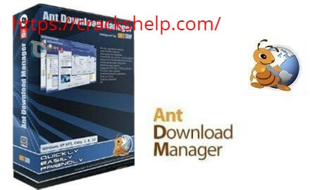 Ant-Download-Manager-logo