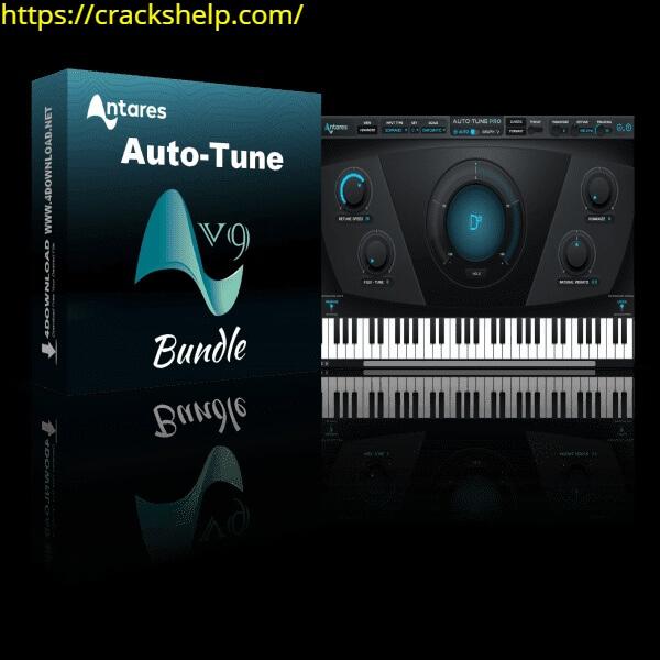 Antares Auto-Tune-logo