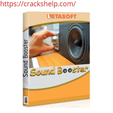 Letasoft-Sound-Booster-logo