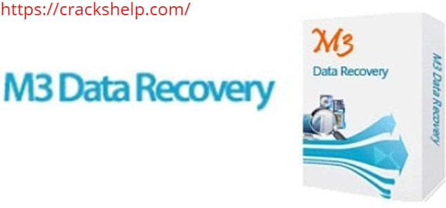 M3 Data Recovery 5.8 License Key With Crack Free Download