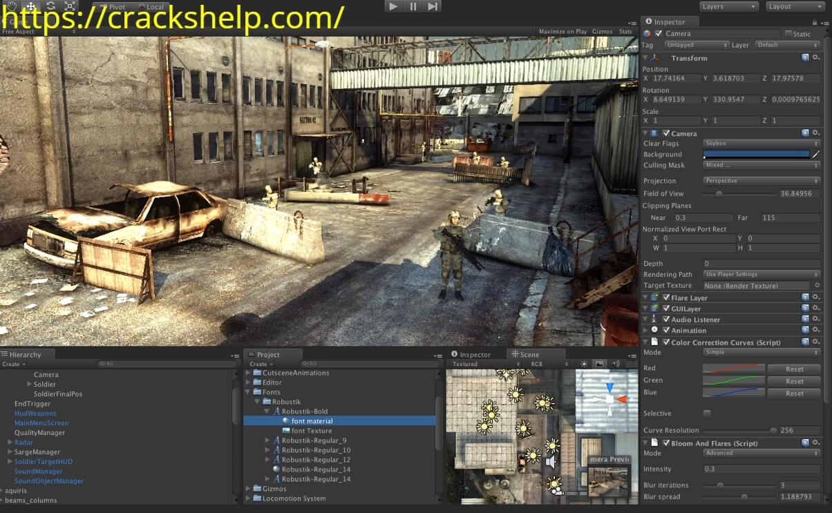 Unity Pro download