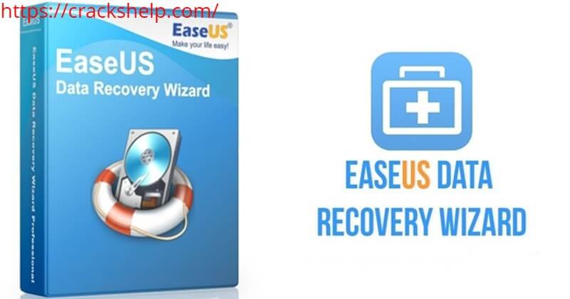 EaseUS Data Recovery 13.6 Serial Key With Crack Free Download