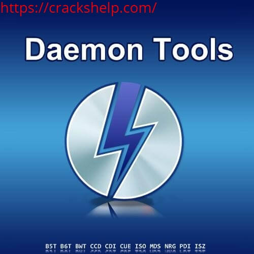 Daemon Tools Lite 10.13.1 Crack With Serial Key Latest Version