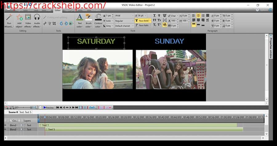 VSDC-Video-Editor-Pro License Key