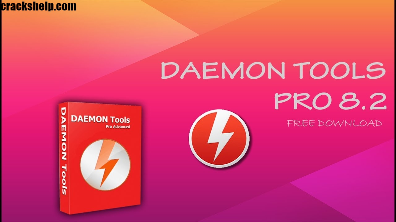 DAEMON Tools Pro 8.3.1 Crack + Keygen Free [Latest 2022]