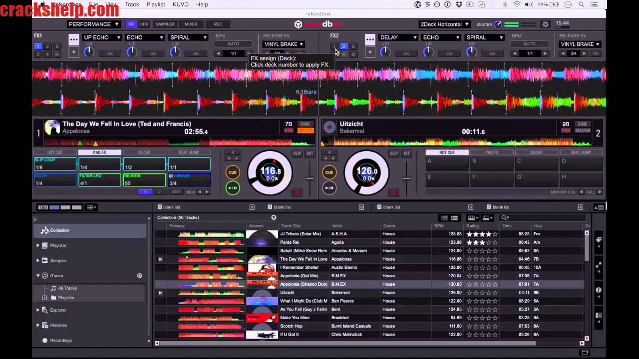Rekordbox DJ free download