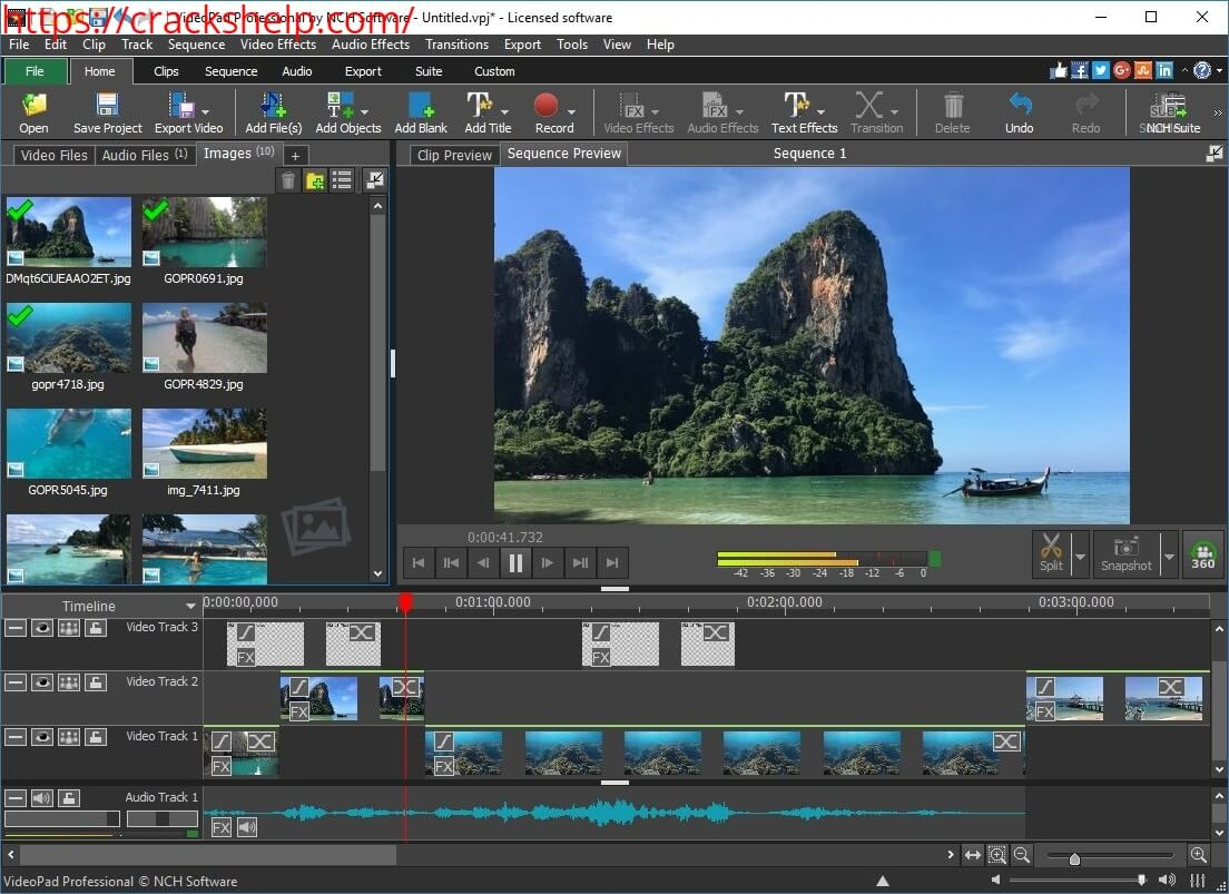 videopad-video-License Key