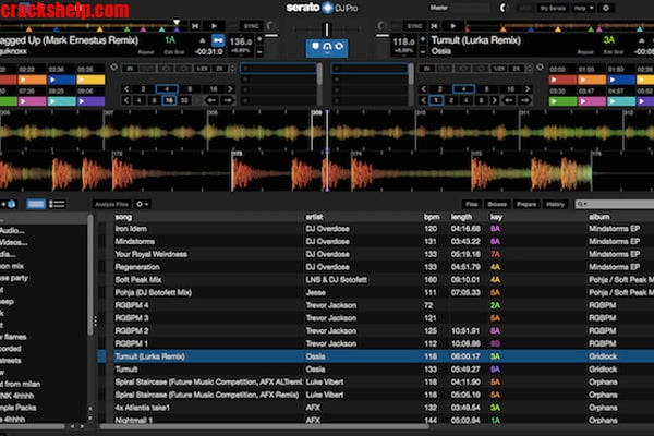 Serato DJ Pro 2.3.8 Crack With Activation Key Free 2020 Download