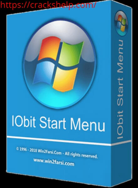 IObit Start Menu 8 Pro 5.2.0.9 License Key With Crack Free Download [Mac/Win]