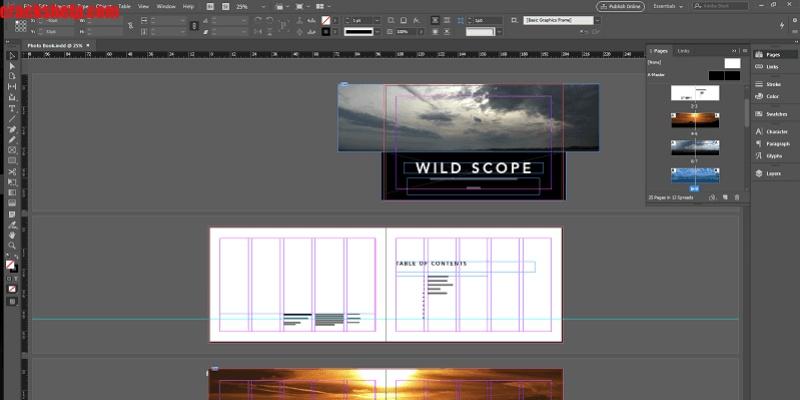 Adobe InDesign free