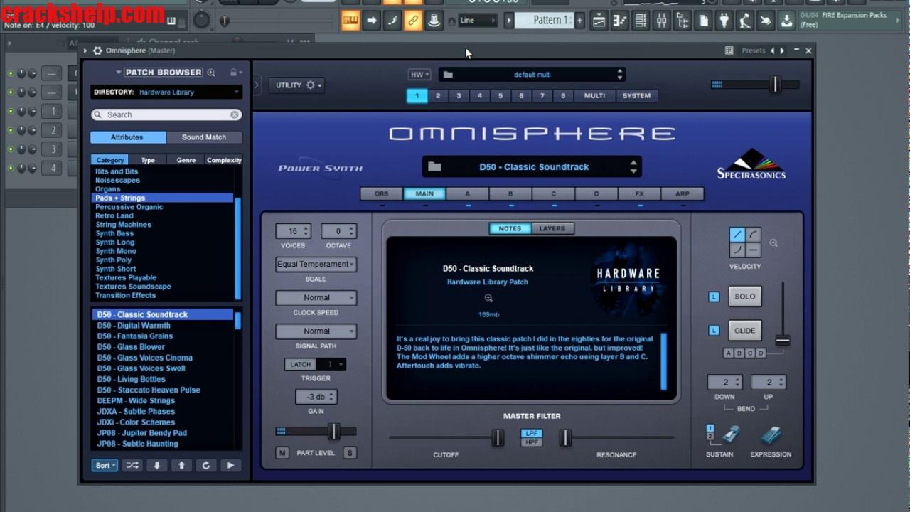 Omnisphere free